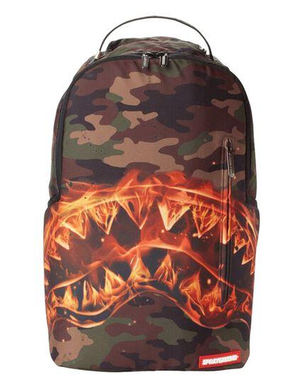 Fire Shark Backpack