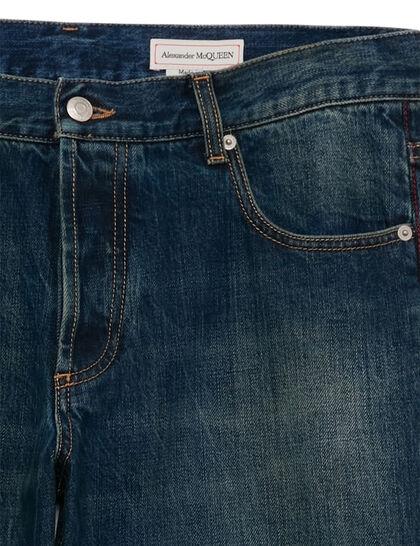 Signature Selvedge Denim Jeans