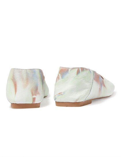 Marble Textured Pumps