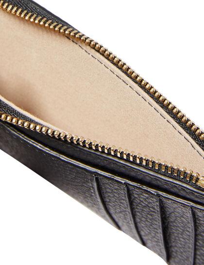 Alphabet Leather Wallet