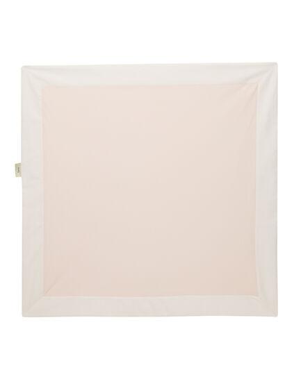 Contrasting Trim Blanket