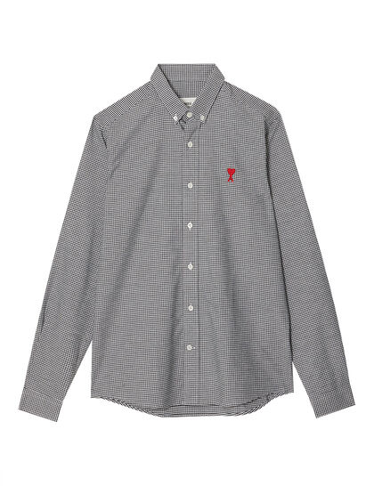 Button-Down Long Sleeve Shirt