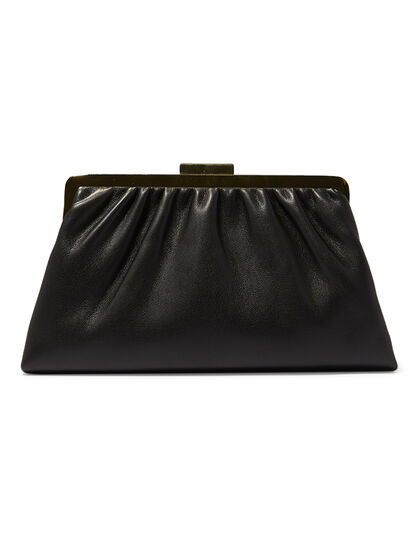Evening Pouch With Chain