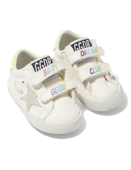 Baby School Nappa Upper Suede Star Leather Heel Ggdb Dream Club