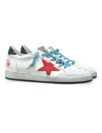 Ballstar Leather Sneakers