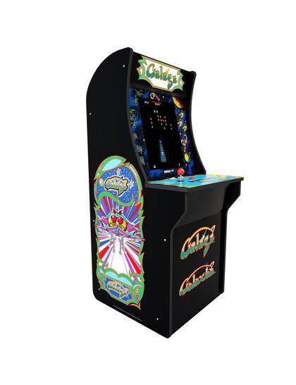 Galaga Arcade Cabinet