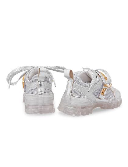 Sneaker Diamant Velcro
