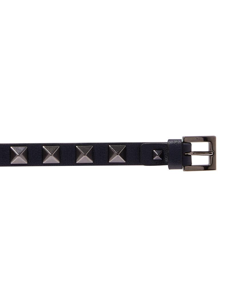 Leather Studded Bracelet