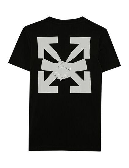 Agreement Print T-shirt