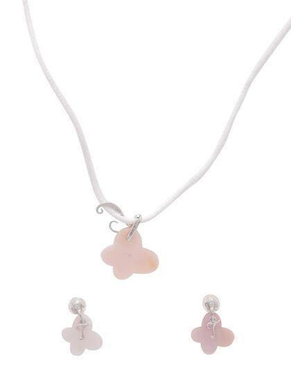 Set - Diamond Pendant & Earring 2.98