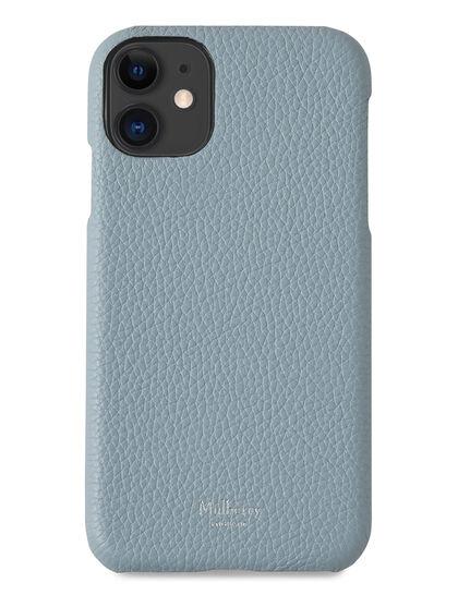Iphone 11 Cover Small Classic Grain