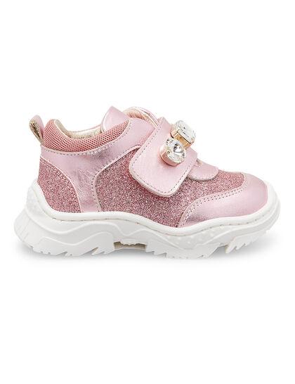 Sneaker Velcro Diamant
