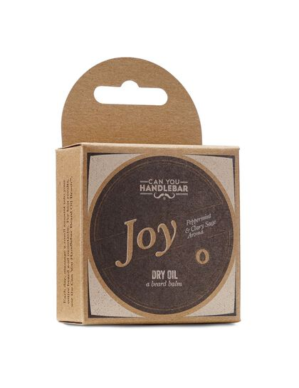 Dry Oil (Beard Balm) - Joy