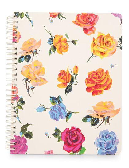 Bdo Rough Draft Mini Notebook. Coming Up Roses