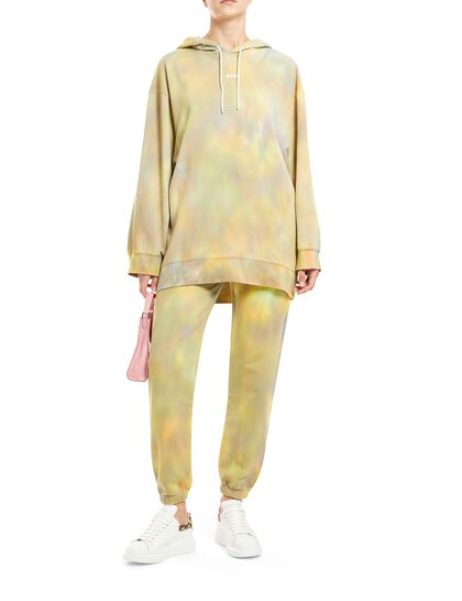 Tie-Dye Relaxed Joggers