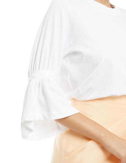 Braided Sleeve Top