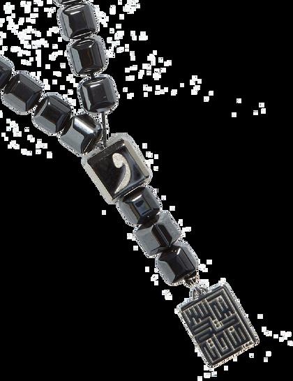 Hematite 33 Rosary Beads