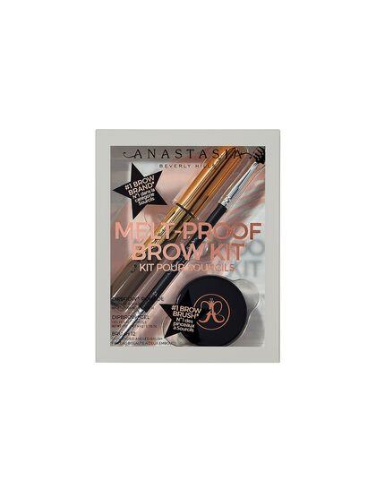 Melt Proof Brow Kit - Medium Brown