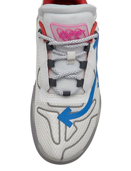Transparent Odsy Sneakers