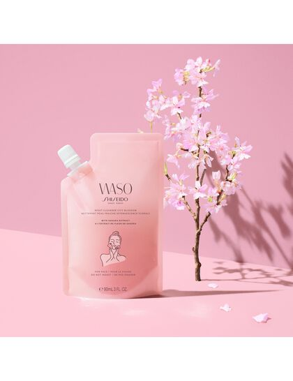 Jsa.Waso R Cleanser City Blossom