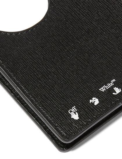 Saffiano Swiss Phone Bag