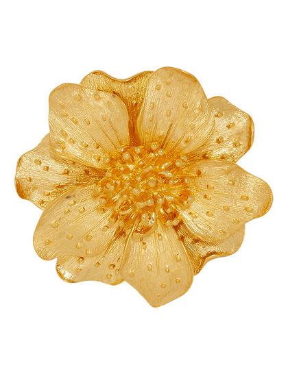 Magnolia Flower Pin