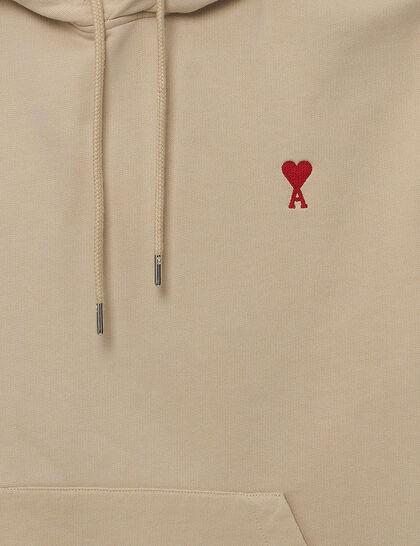 Ami De Coeur Emb Tonal Logo T-Shirt