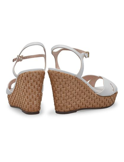 Espadrille Wedge Heeled Sandals