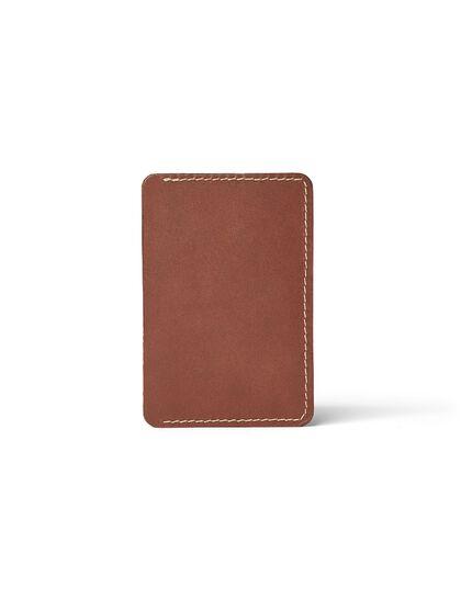 Java Wallet - Tan & Brown