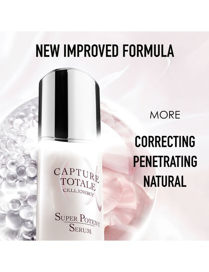 Capture Totale Super Potent Serum - Intense Total Age-Defying Serum