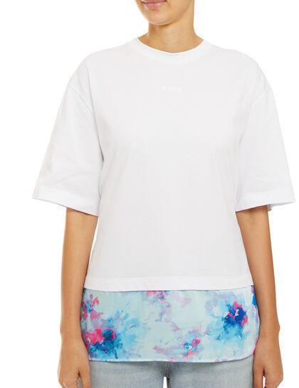 Tie-Dye Panel T-shirt