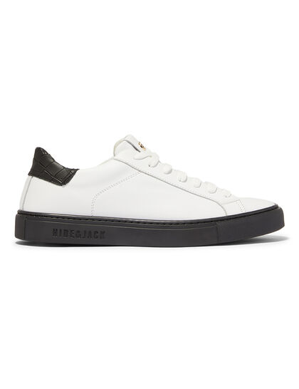 Low Top Sneaker - Sky White Blue Red