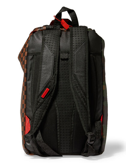 The Hills (Checks & Camoflague) Backpack