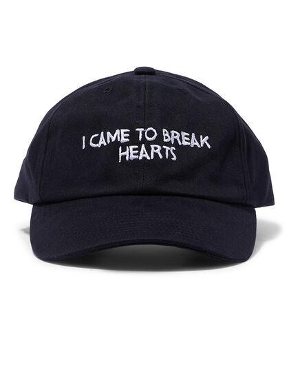 Caption Cotton Cap