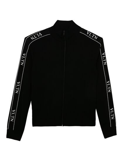 VLTN Logo Band Jacket