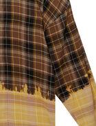 Bleached Flannel Shirt