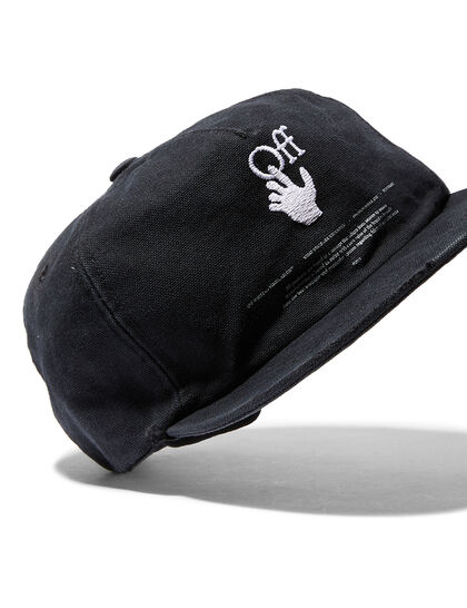 Hand Off Cap