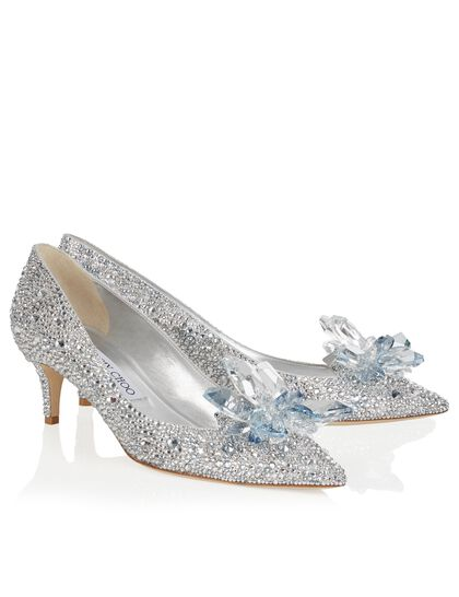 Allure Crystal Pumps
