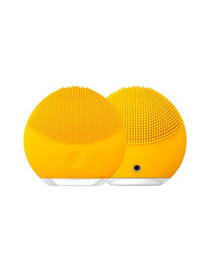 Sunflower Yellow LUNA mini 2 Facial Cleansing Brush
