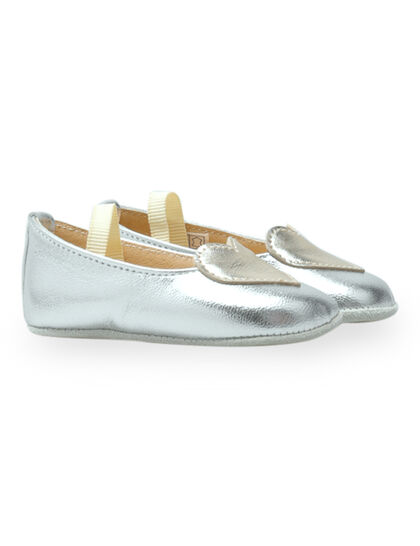 Heart Ballerina Shoes