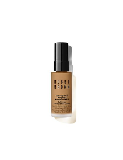 Skin Long-Wear Weightless Foundation Mini - Honey