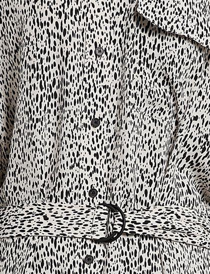 Long Shirting Dress