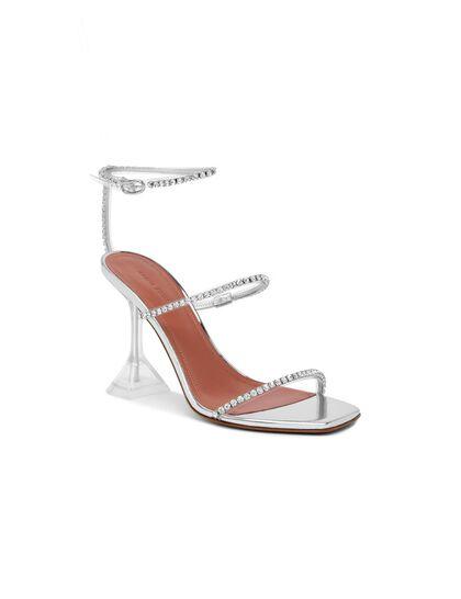 Gilda Glass Sandal