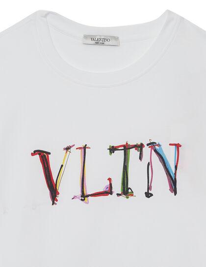 Graphic Print Jersey T-shirt