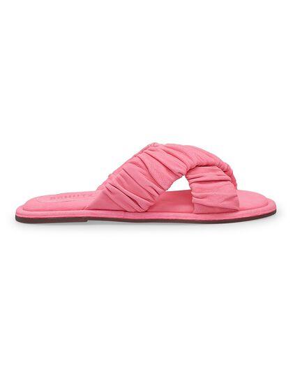 Cross Flat Sandals