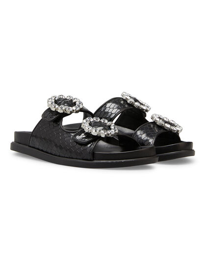 Rasteiro Embellished Sandals