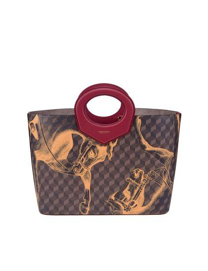 Capri Shopper Cheval Tote Bag