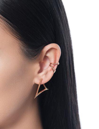 Gfa Marsa Gafla Marsa Gafla Cuff Earring. Rose Gold