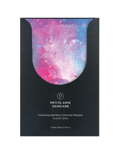 Hydrating Bamboo Charcoal Masque, Cosmic Blue