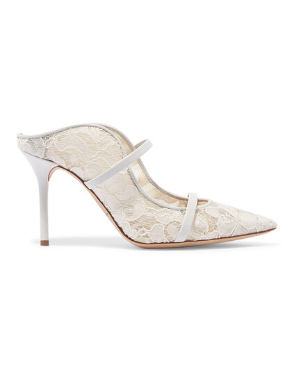Maureen 85 Leather Sandals